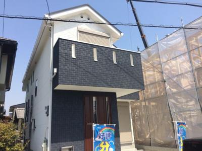 【外観】玉瀬町新築一戸建て
