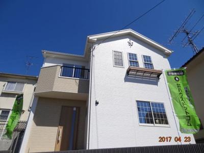 新着情報:さいたま市見沼区東大宮3丁目 新築デザイン住宅全1棟の空室情報