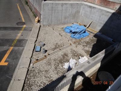 【駐車場】さいたま市見沼区東大宮3丁目 地中海風新築分譲住宅全1棟