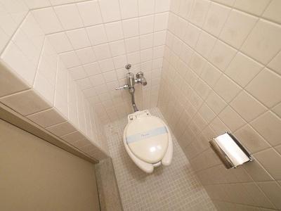【トイレ】ガーデンハイツ高川