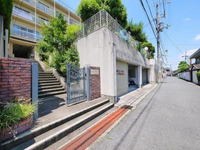 【エントランス】ガーデンハイツ高川