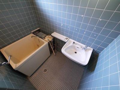 【浴室】ガーデンハイツ高川