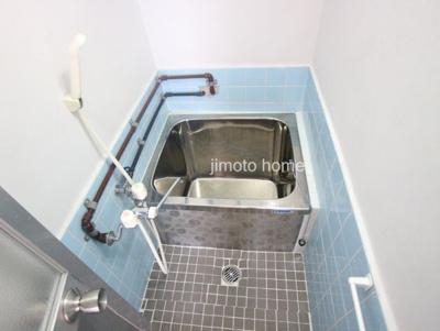 【浴室】桜マンション