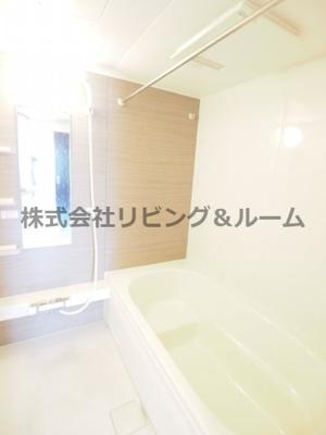 【浴室】ラ・ドルチェヴィータ・ A棟