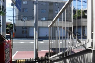 【展望】シティハイム矢島