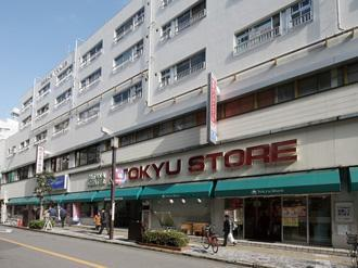 近隣スーパー その他オオゼキ、三鷹コラル、三平ストア、ナカヤ、キッチンコートがあります。
