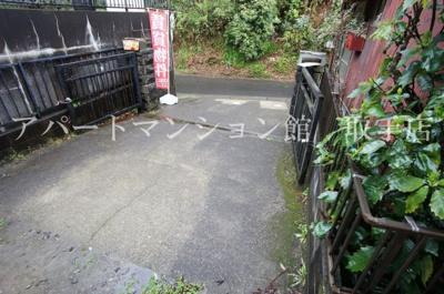【駐車場】向井邸