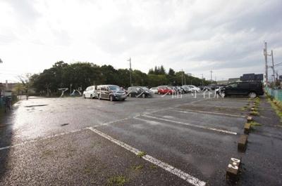 【外観】久保ヶ丘第一駐車場