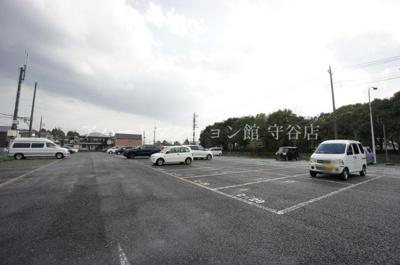 【駐車場】久保ヶ丘第一駐車場