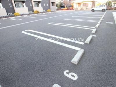 【駐車場】フォレスタⅡA