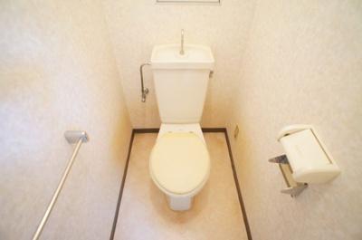 【トイレ】シャルマンコーポ平野南