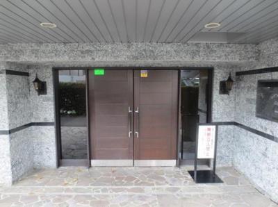 【エントランス】トーシンフェニックス方南町弐番館