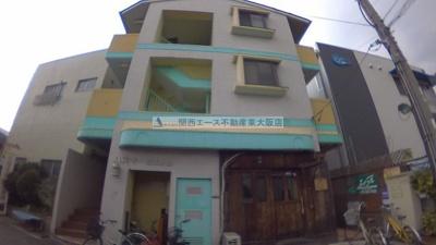 【外観】ハスキー若江岩田