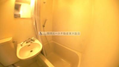 【浴室】ハスキー若江岩田