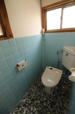 【トイレ】大手町 貸家