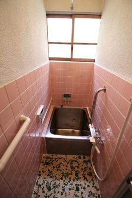 【浴室】禅昌寺 貸家