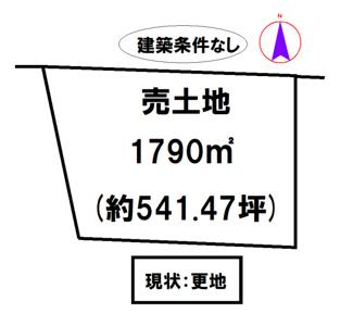 【土地図】西脇市黒田庄町岡