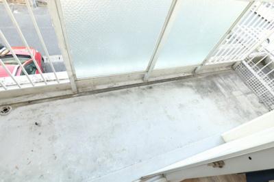 【バルコニー】サンハイツ