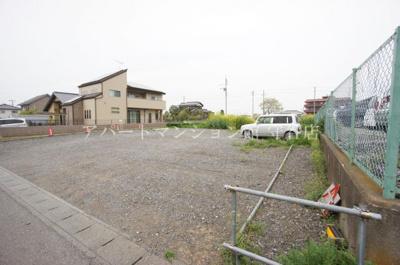 【外観】立沢駐車場