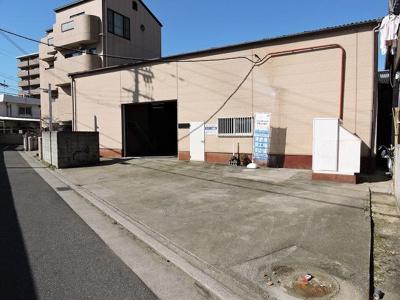 【外観】八尾市志紀町南 倉庫