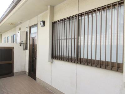 【玄関】太寺3丁目戸建て