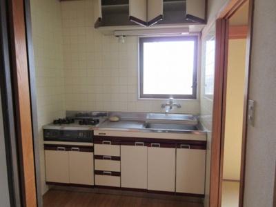 【キッチン】太寺3丁目戸建て