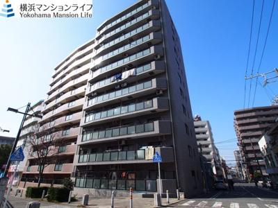 【外観】ライオンズマンション横浜リバーサイド