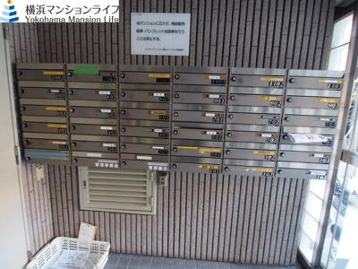 【その他共用部分】ライオンズマンション横浜リバーサイド