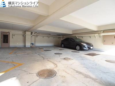 【駐車場】三ツ沢ハイツ