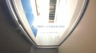 【玄関】アプローゼ