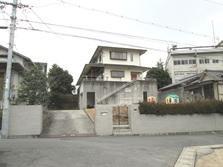 【外観】高台から岡山城を眺めませんか