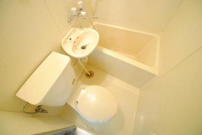 【浴室】ハイムリバーサイド
