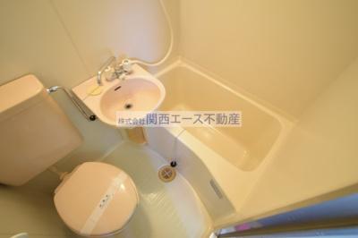 【浴室】くろ~ば菱江