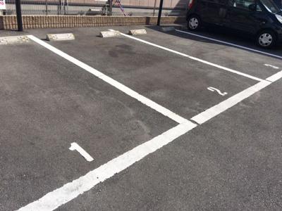 駐車場 モンサント田中町