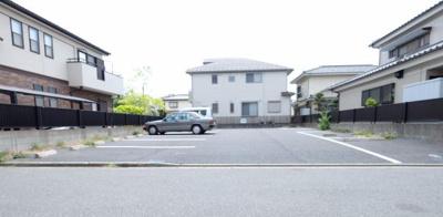 【外観】椿森駐車場