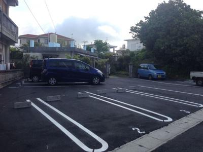 【外観】キヨツル駐車場