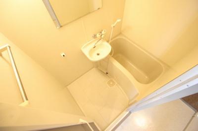 【浴室】クレール山陵