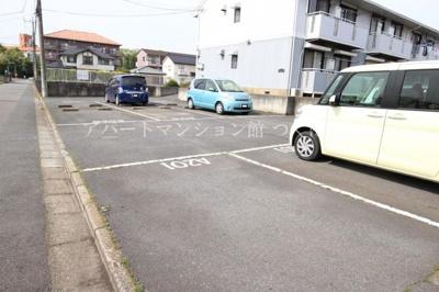 【駐車場】セジュール東 A