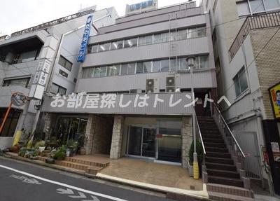 【外観】東京中央ビル