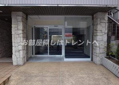 【エントランス】東京中央ビル