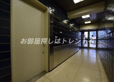 【ロビー】東京中央ビル