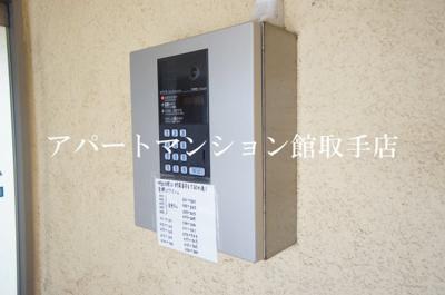 【セキュリティ】メゾン・ボヌール