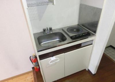 【キッチン】インタースペースⅠ