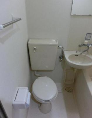 【トイレ】インタースペースⅠ