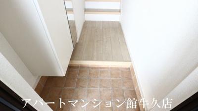 【玄関】ラ・カンパーニャ