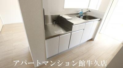 【キッチン】ラ・カンパーニャ