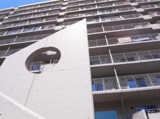 目黒区東山2丁目 リノベーションマンション 上目黒パークマンション207 外観