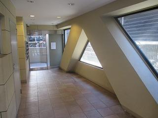 目黒区東山3丁目 リノベーションマンション ニューキャピタル渋谷 エントランス 共有部分