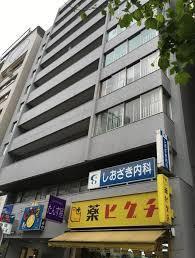 渋谷区渋谷1丁目 マンション 青山セブンハイツ 薬局も同じビルにあります。