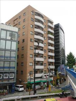 渋谷区広尾1丁目 リノベーションマンション ルモン広尾 外観